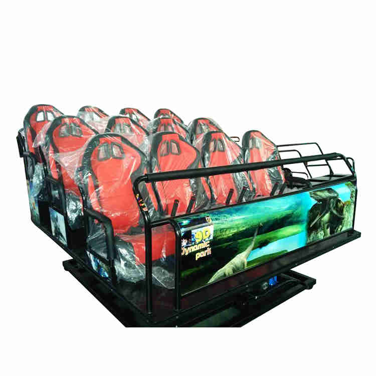 12 seats dynamic cinema