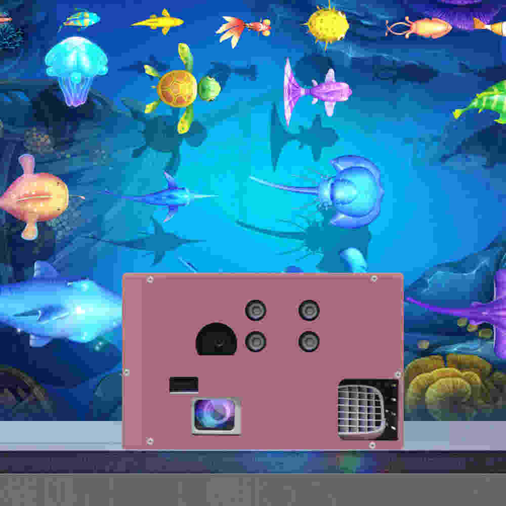 Interactive Soft Play Floor Projector
